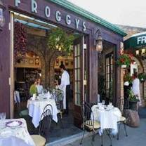 photo of froggy's restaurant