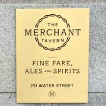 foto de restaurante the merchant tavern