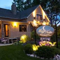 foto von mezzanotte restaurant restaurant