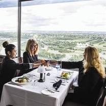 photo of la ronde - chateau lacombe restaurant