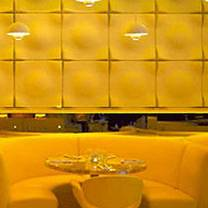 photo of the restaurant at the standard, downtown la restaurant