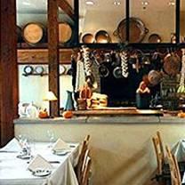 photo of evvia restaurant