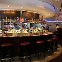 photo of oceanaire seafood room - san diego restaurant