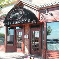photo of gianni's steakhouse restaurant