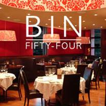 photo of bin 54 restaurant