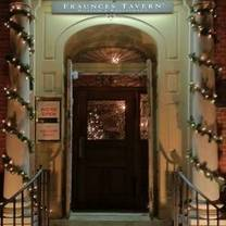 photo of fraunces tavern restaurant