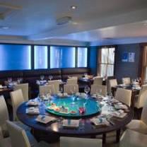 photo of aqua eight restaurant