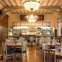 photo of the ealing park tavern restaurant