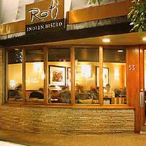 photo of roti indian bistro - san francisco restaurant