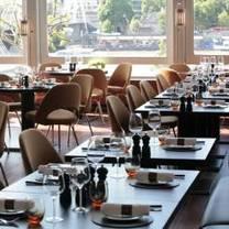 photo of skylon restaurant