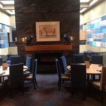 photo of chop steakhouse & bar - downtown edmonton - 101 st restaurant