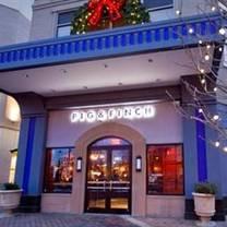 photo of pig & finch gastropub restaurant