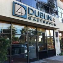 photo of dublin 4 gastropub restaurant