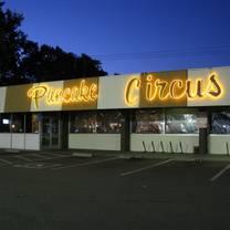 photo of pancake circus restaurant