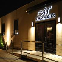 photo of macaroni's restaurant restaurant