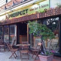 photo of 16 prospect wine bar & bistro restaurant