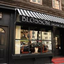 photo of blossom- chelsea restaurant