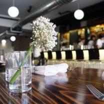 photo of marble + rye restaurant