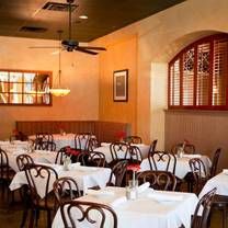 photo of beausoleil restaurant and bar restaurant