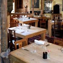 photo of the black rat restaurant