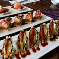 photo of blowfish contemporary sushi restaurant
