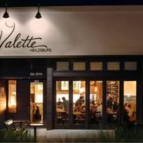 photo of valette restaurant