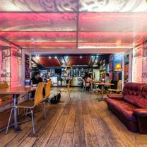 photo of komedia arts cafe restaurant