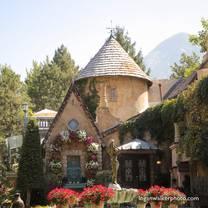 photo of la caille restaurant restaurant