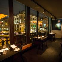 foto von the grill im künstlerhaus restaurant