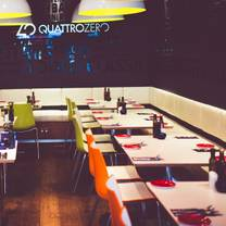 photo of quattro zero restaurant