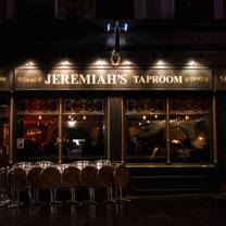 photo of jeremiah's taproom restaurant