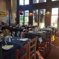 photo of fins bistro restaurant