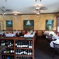 photo of chianti reserve restaurant