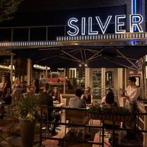 photo of silver restaurant