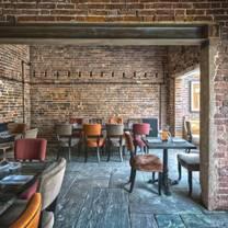 foto van the goudhurst inn restaurant