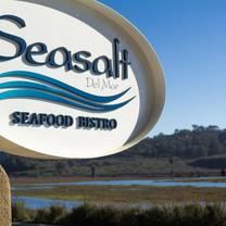 photo of seasalt - del mar restaurant
