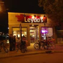photo of leyda's restaurant restaurant