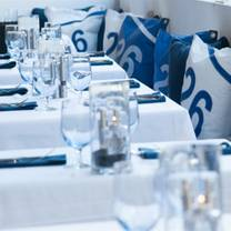 photo of table 26 restaurant