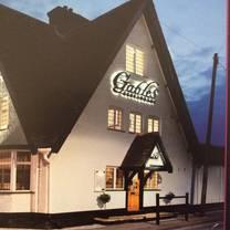 photo of the gables restaurant restaurant
