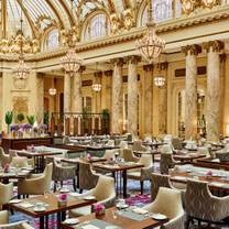 photo of the garden court - luxury collection restaurant