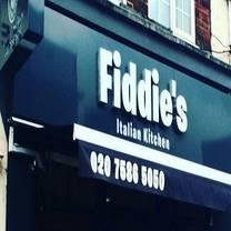 photo of fiddie's restaurant