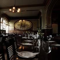 photo of the barton arms restaurant
