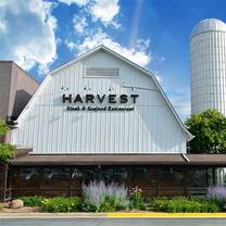 foto von harvest at pheasant run resort restaurant