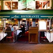 photo of asti ristorante restaurant