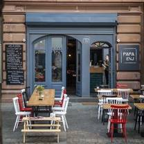 photo of papa enj restaurant