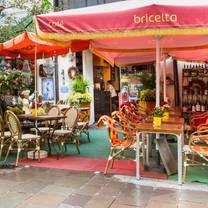 foto von café bricelta restaurant