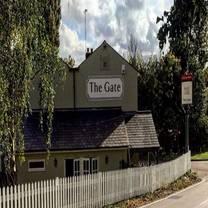 photo of the gate bricket wood restaurant