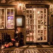foto von restaurant schoppenhauer restaurant