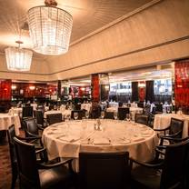 photo of the savoy grill restaurant