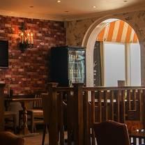 foto de restaurante the overcliff pub